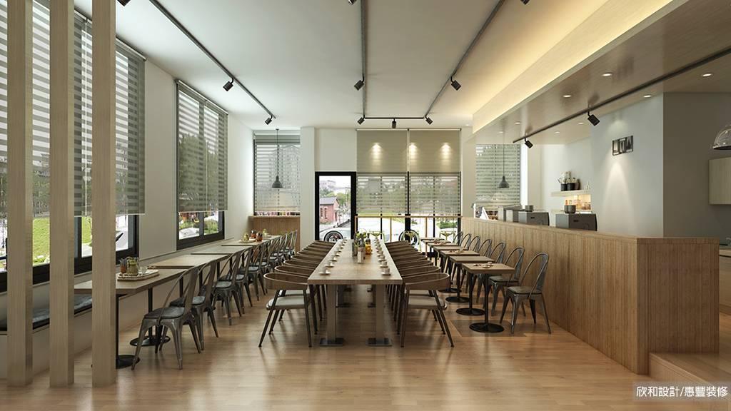 北歐風 咖啡廳